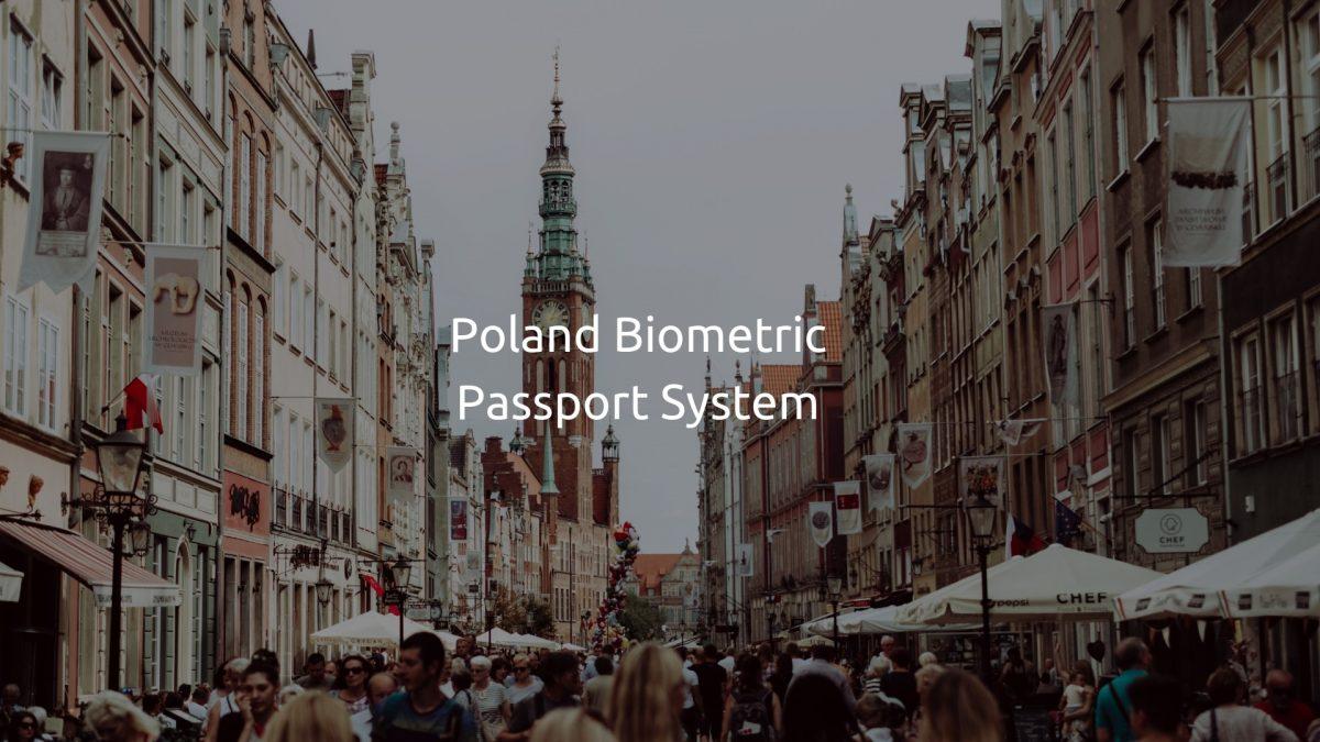 Poland Biometric Passport System