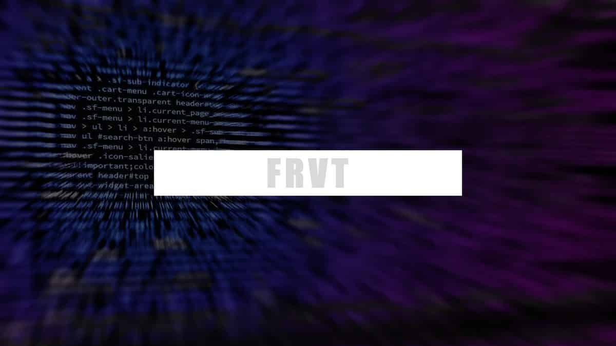 FRVT Ongoing