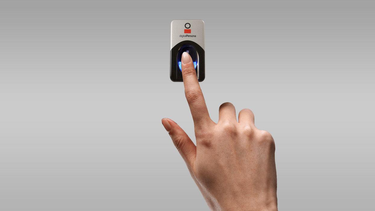 Easy to use Biometric enrollment